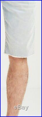 $189 Super T Corduroy Ricky True Religion Men Shorts Cut Off 32 34 36 MDBC08729F