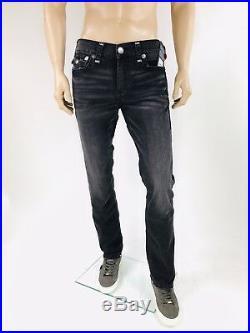 $329 Super T Magnetic Field True Religion Men Jeans Black 31 32 33 34 36 38 40