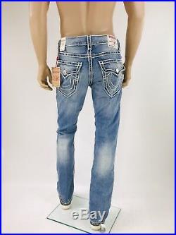 $349 Rope Stitch True Religion Men Jeans 32 33 34 Rope Stitch Mega T Super T QT