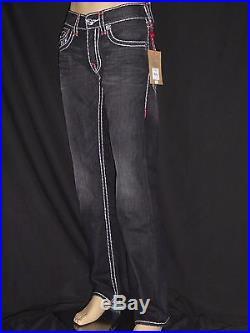 $350 Super T Dark Desire True Religion Men Jeans Super T Mega MMY859MH7