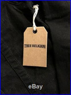 Black True Religion Jean Set