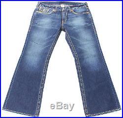 Brand New True Religion Billy Big T Mens Jeans 40x34