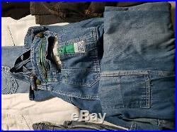 Denim Blue Jean LOT of 12 - 6 True Religion In great shape, 1 NEW Lee vintage