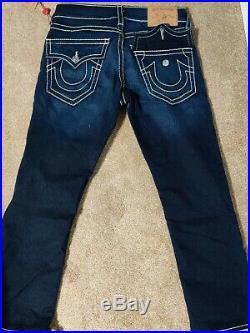 MEN True Religion Jeans 31 x 29 Brand NEW + FREEBIE