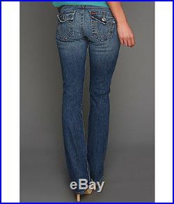 NEW $198 True Religion Brand Jeans Becky Bootcut Hillsboro Denims 24, 28 x 34