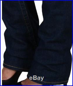 NEW $272 TRUE RELIGION Jeans Womens Billy Straight Leg Vintage Dark Blue Denims