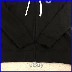 NEW TRUE RELIGION SWEATSUIT Mens Active Zip Sweatsuit SET, Black $318