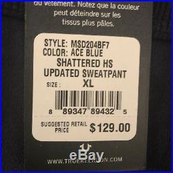 NEW TRUE RELIGION SWEATSUIT Sz XL Mens Shattered Horseshoe SET Blue, $278