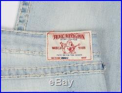 NEW True Religion Jeans Skinny w Flap Sting SUPER T Size 33 Women's WOY599SERK