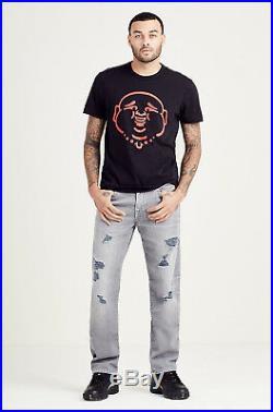 New True Religion GENO SLIM SUPER T MENS JEAN $369 Size33X34 ME08NZT8