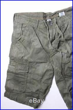 New True Religion Men Camo Shorts 36