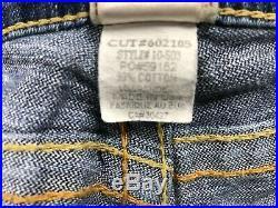 New True Religion Women's Joey Flare Jeans Size 27x33