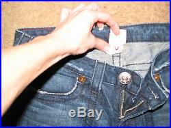 New Womens True Religion Brand Tony Jeans Sz. 29SUPER CUTE