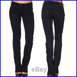 TRUE RELIGION Jeans GINA MINI BOOTCUT ED02 RINSE Schwarz NEU
