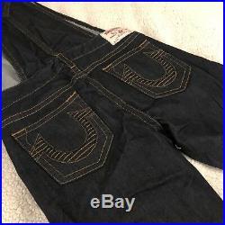 TRUE RELIGION, Mens Moto Overall Jeans, Body Rinse, Blue #100118, $249