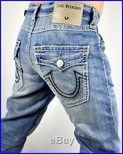 True Religion $299 Men's Geno Relaxed Slim Multi Super T Jeans 100540