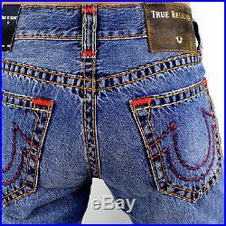 True Religion $329 Men's Billy Bootcut Super T Jeans MDABK622W