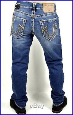 True Religion $329 Men's Geno Slim Fit Super T Jeans MDAJ19N23V