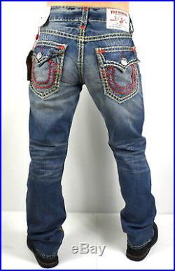 True Religion $349 Men's Hand Picked Straight Super QT Jeans 100144