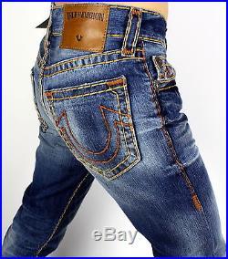 True Religion $369 Rocco Skinny Super T Brand Jeans MJ60NYM9