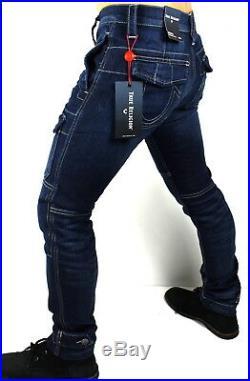 True Religion Brand Jeans $249 Men's Utility Cargo Skinny Jeans 100284