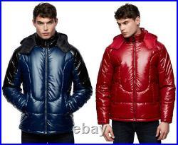 True Religion Brand Jeans Puffer Men's Jacket NWT