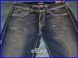 True Religion Brand Jeans Underground Ricky Super T Sz 31 New