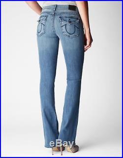 True Religion Jeans Becca Skinny Bootcut withflap Earths Mystery W46A914KU8