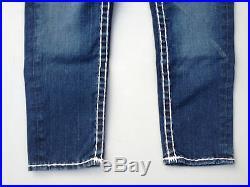 True Religion Jeans'LILY SUPER T' Indigo NEW RRP $499 Womens Size 24
