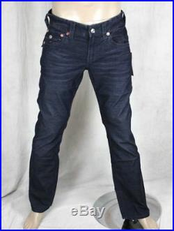 True Religion Jeans Men's Ricky DK Navy micro corduroy pants MCB859K32