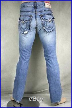 True Religion Jeans Mens RICKY Giant Big T High Plains 24859BGGBT