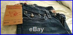 True Religion Jeans Size 32 Women's Boot Cut New With Tags Pearl Designer Pants