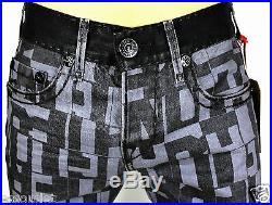 True Religion Men's $548 Dean Limited Edition Tapered Super T Jeans MPTA7990E7