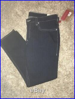 True Religion Men's Geno Slim Stretch Jeans SZ 44 X 34 NEW