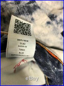 True Religion Mens Slim Jeans Sz 46