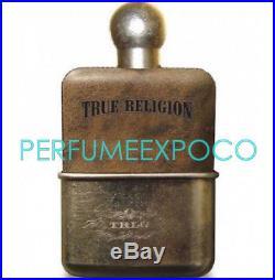 True Religion Original COLOGNE Men 3.4oz EDT Spray LARGE Size Non Box BB04